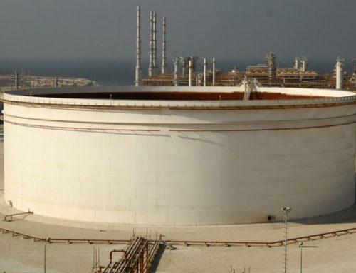 راه اندازی تانک ها و ساختمان های غیر صنعتی فاز 12 پارس جنوبی