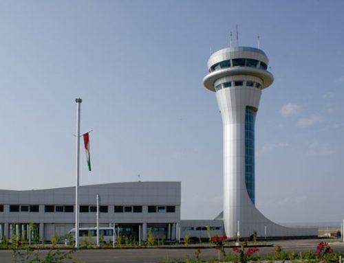 عملیات ساختمانی فرودگاه بین المللی خلیج فارس
