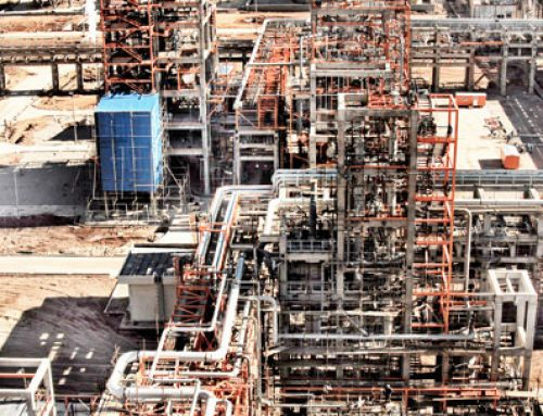 Civil works, Buildings, and U/G piping works of Lorestan B1, LLDPE/ HDPE Petrochemical Complex
