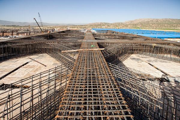 پروژه عملیات سیویل و ساختمانی و نصب خطوط لوله زیرزمینی مجتمع LLDPE/HDPE، B1 پتروشیمی لرستان