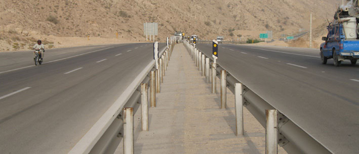 Civil works pertaining construction of the urban roads, and recovery and preparation of Pars Special Energy and Economy Zone lands